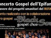 Epifania, concerto Gospel
