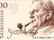 Francobolli speciali Kirghizistan celebrare Tolkien... anche l'italiano Rossini.