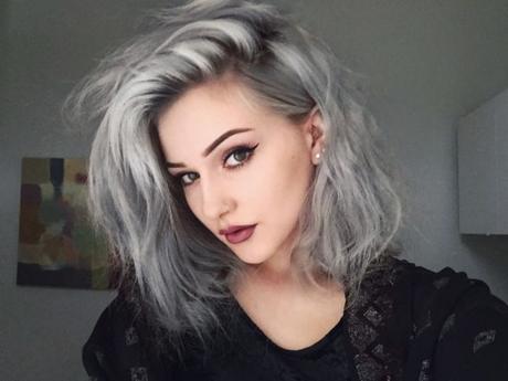 Tagli capelli 2018  lunghi medi o corti tutti i trend 2018 - Paperblog e92448733bf1