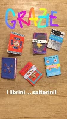 Atelier del libro (rana), per piccoli artisti da 0 a 99 anni