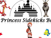 Disney Princess Sidekicks book