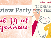 chiamo fisso Rainbow Rowell, Party Review
