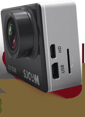SJCAM rilascia SJ7 Star l'avversaria di GoPro e YI 4K