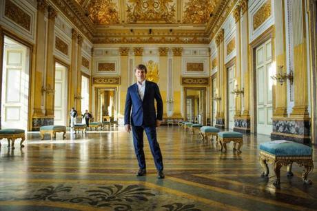 Reggia di Caserta, boom di ascolti: l'Italia delle meraviglie batte tutti in tv
