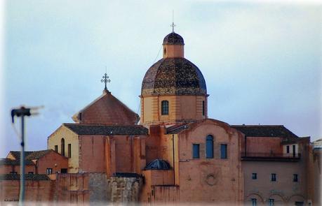 Il retro della Cattedrale
