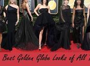 greatest Golden Globes dresses time