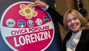 Beatrice Lorenzin, il peggior logo elettorale della storia deve esser stato scelto così…
