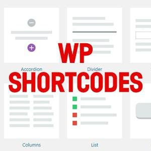 Plugin per inserire Shortcodes su WordPress
