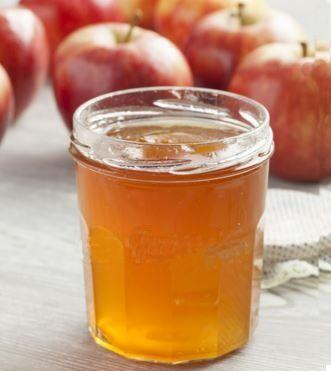 La gelatina di mele