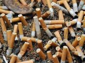 Gettate mozziconi sigaretta terra… posaceneri pavimento