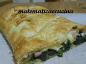 Torta Salata Spinaci, Pancetta Formaggio