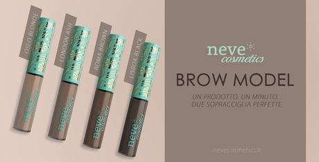 Preview:  BROW MODEL Neve Cosmetics