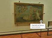 tour virtuale degli Uffizi Firenze