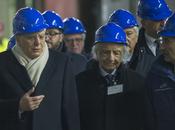 Mattarella festeggia Laboratori Gran Sasso