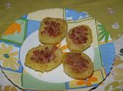 Barchette patate gratinate