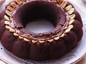 Bundt Cake Vegan crema nocciole arachidi