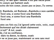 Bambola Betta Lemme, traduzione testo significato: inno vuole sentirsi inutile