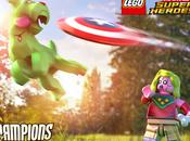 "video gameplay LEGO Marvel Super Heroes intitolato ""Champions"" Notizia"