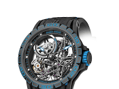Roger Dubuis: nuovo Excalibur Spider Pirelli