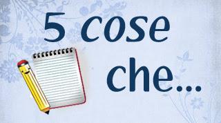 5 cose che...5 classici che mi vergogno di non avere ancora letto