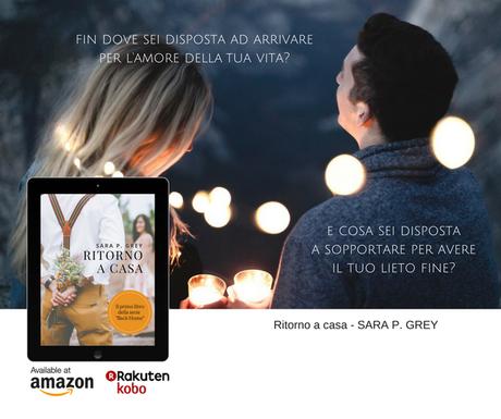 Ritorno a casa… (con un nuovo libro)