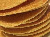 Pancakes kefir senza lievito glutine