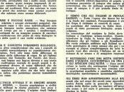 Work progress: Sangue giusto Francesca Melandri
