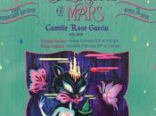 """Camille Rose Garcia solo show """"The Ballrooms Mars"""""""
