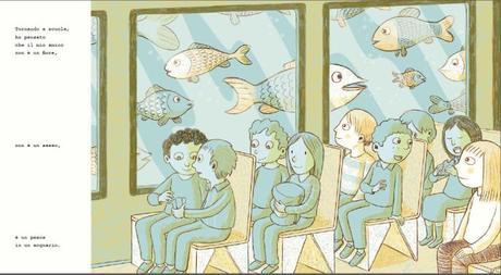 Telefonata con il pesce