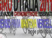 Giro d'Italia 2011: Treviso, Pavia, Mantova Vercelli
