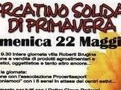 Maggio 2011: Mercatino Solidale Primavera, Villa Roberti Brugine (PD)