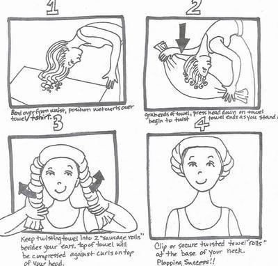 Routine per la cura Capelli e Plopping