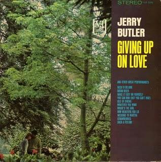 Jerry Butler You Can Run But You Cant Hide Im The One