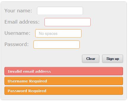 [jQuery] Formly: Plugin per aggiungere facilmente Stile e Validazione ai tuoi Form