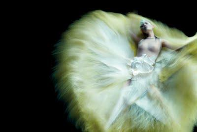 ODE TO COUTURE... by Nick Knight for V #71 Summer 2011 with Ming Xi