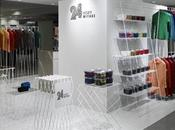 Progettazione d'interni: retail design ISSEY MIJAKE