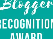 Nomina Blogger Recognition Award