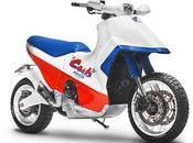 """Honda X-ADV """"The Deus Cubed"""""""