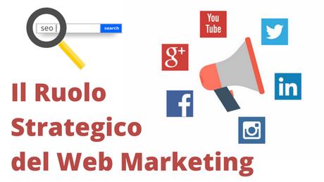 Il Ruolo Strategico del Web Marketing