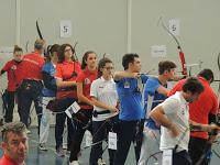 PAVIA. Gli arcieri pavesi brillano alla gara interregionale di tiro con l'arco indoor del CUS Pavia