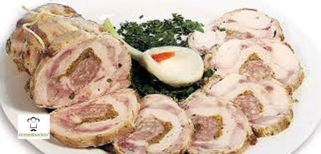 Coniglio in porchetta alla marchigiana