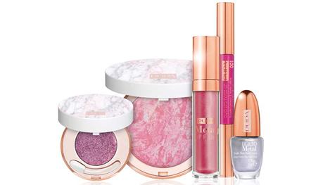 Pupa, Material Luxury Collezione Makeup Primavera 2018
