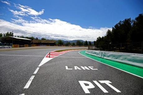 F1 | Barcellona, corsa contro il tempo per la riasfaltatura del Montmelò | FP