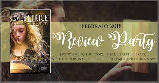 Review party : La lettrice. Il libro dei segreti di Traci Chee - Recensione in anteprima -