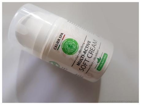 Calier Spa Crema Viso Multi-Active Soft Cream
