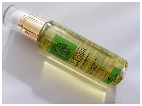 Gold Elisir olio multifuzione Calier Spa