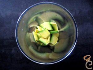 Paste di meliga all'avocado