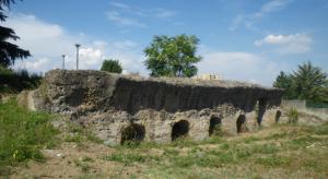 Triste storia di un'importante area archeologica lasciata incompiuta