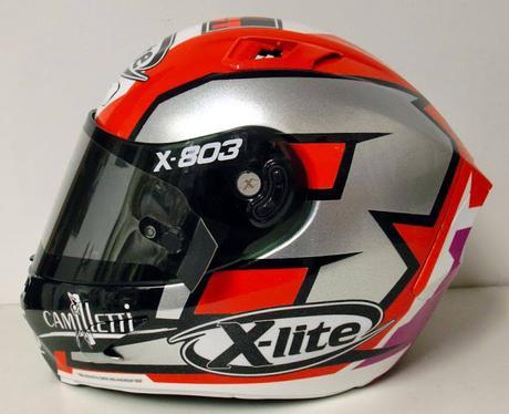 X-lite X-803 M.Baiocco 2018 by MRD