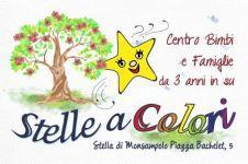 """""""Stelle a Colori"""", il centro di aggregazione per bambini e famiglie a Stella di Monsampolo (AP)"""